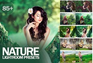 دانلود پریست حرفه ای لایت روم برای تنظیم رنگ عکس منظره و طبیعت