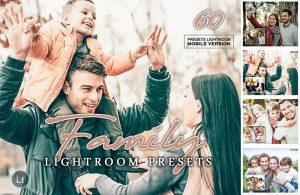 دانلود پریست لایت روم سینمایی با نام Premium Film Emulation Lightroom Presets