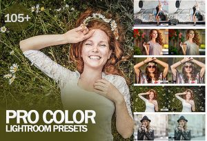 دانلود 110 پریست آماده لایت روم فشن Fashion Lightroom Presets