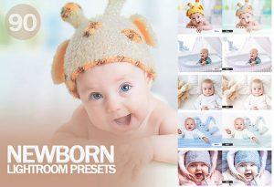 14 پریست و 11 براش لایت روم می باشد که مناسب تنظیم رنگ عکس کودک و نوزادان می باشد