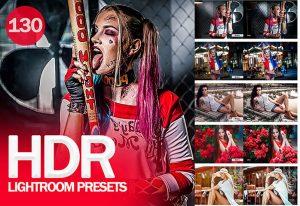 PRO HDR 5 Premium Lightroom Presets
