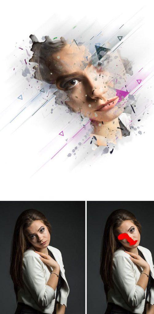 دانلود اکشن زیبای فتوشاپ : Manipulation Photoshop Action