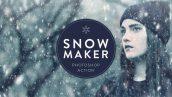 دانلود اکشن زیبای فتوشاپ : Snow Photoshop Action