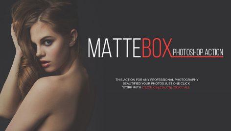 دانلود اکشن فتوشاپ MATTEBOX Photoshop Action