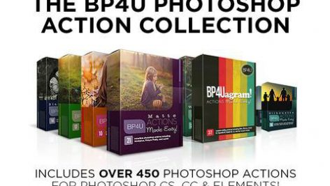 دانلود مجموعه اکشن سایت BP4U بنام BP4U Actions Made Easy Bundle Pack