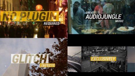 دانلود پروژه آماده افترافکت : اسلایدشو Dynamic Video Slideshow