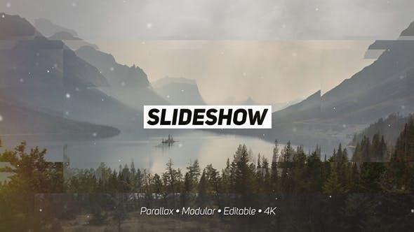دانلود پروژه آماده افترافکت  اسلایدشو best Slideshow