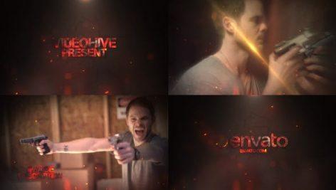 دانلود پروژه آماده افترافکت : تریلر Action Trailer