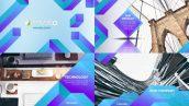 دانلود پروژه آماده افترافکت معرفی شرکت Clean Corporate Slideshow