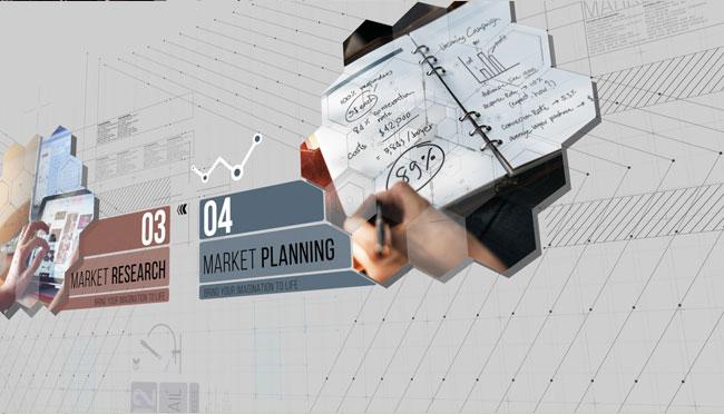 دانلود پروژه آماده افترافکت : معرفی شرکت Corporate Workflow
