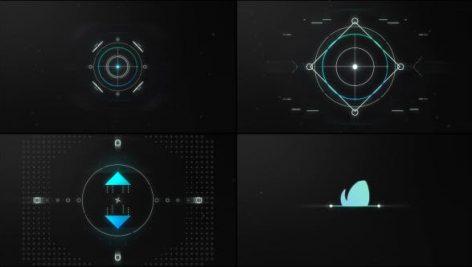 دانلود پروژه آماده افترافکت : وله لوگو Intense Logo Reveal