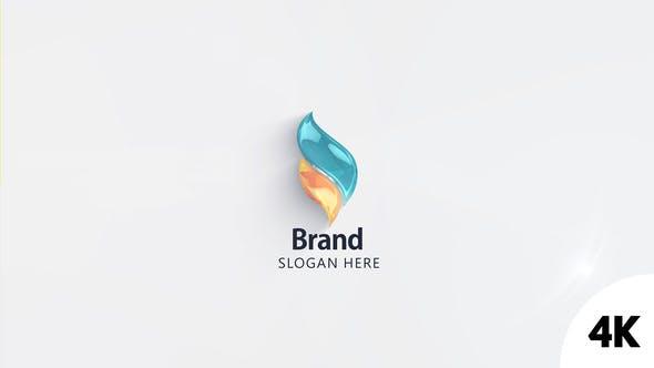 دانلود پروژه آماده افترافکت  وله لوگو Simple Elegant Logo