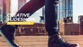 دانلود پروژه آماده پریمیر اسلایدشو Creative Slideshow