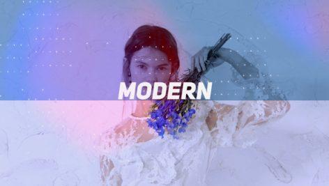 دانلود پروژه آماده پریمیر : اسلایدشو Modern Fashion