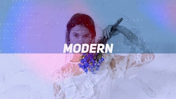 دانلود پروژه آماده پریمیر اسلایدشو Modern Fashion