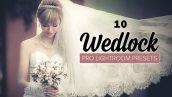 دانلود 10 پریست لایت روم مخصوص عروسی Wedding Lightroom Presets