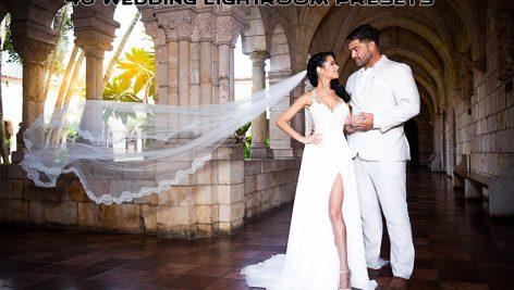 دانلود ۴۰ پریست لایت روم مخصوص عروسی : Wedding Lightroom Presets