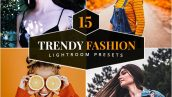 Trendy Fashion Lightroom Presets