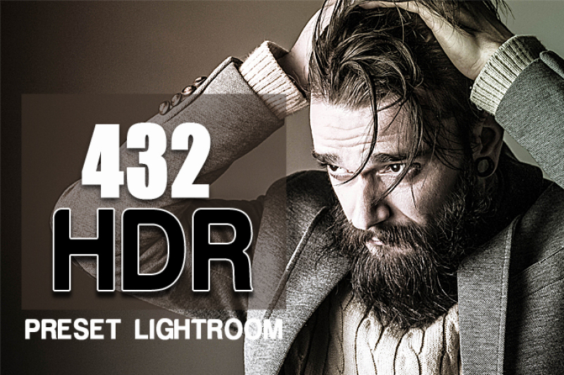 432 Premium HDR Lightroom Presets