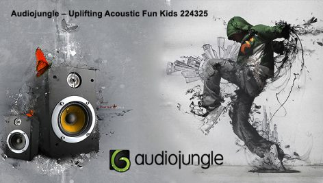 دانلود آهنگ زیبای تیزر بنام  Uplifting Acoustic Fun Kids