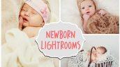دانلود 30 پریست لایت روم کودک : creativemarket Newborn Lightroom Presets