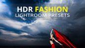 دانلودپریست لایت روم HDR Fashion Lightroom Presets