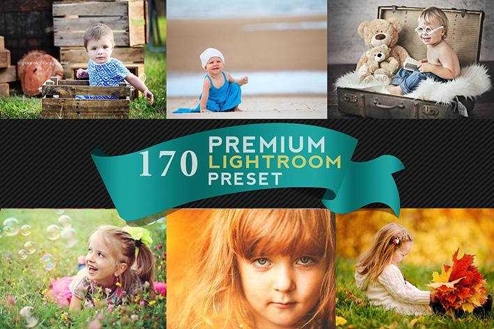 دانلود 170 پریست لایت روم فوق حرفه ای : Bestselling Lightroom Presets SALE