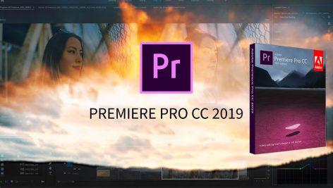 دانلود رایگان پریمیر پرو   Adobe Premiere Pro CC 2019