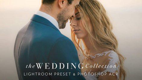 دانلود مجموعه پریست لایت روم عروسی : Wedding 90 Lightroom Presets ACR