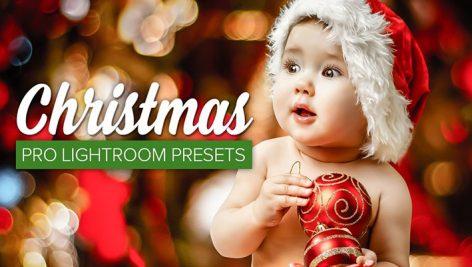دانلود ۱۰ پریست لایت روم : Christmas Lightroom Presets V1