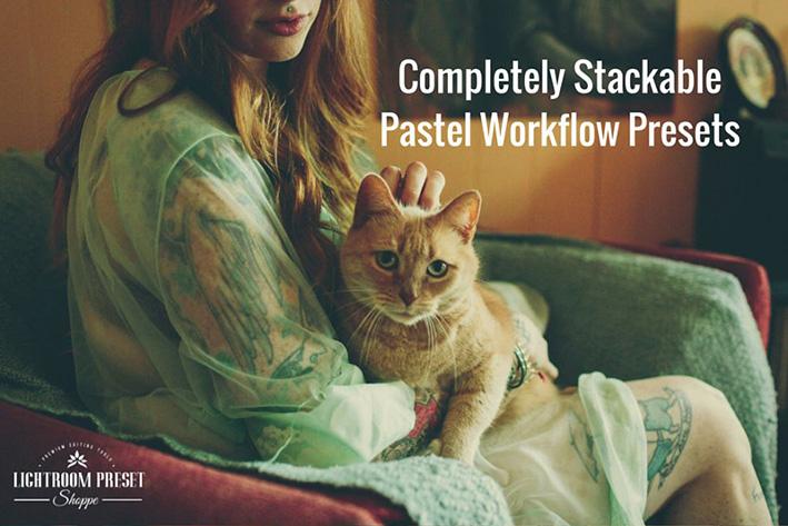 دانلود 138 پریست لایت روم پاییزی : Pastel 138 Lightroom Presets Bundle