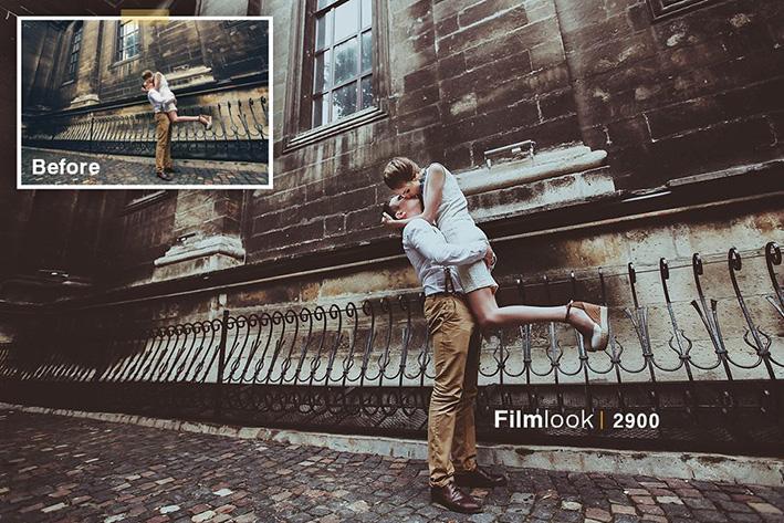 دانلود 51 پریست لایت روم فوق حرفه ای : Film Look Lightroom Presets