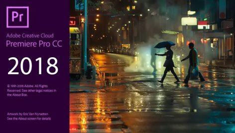 دانلود رایگان پریمیر پرو Adobe Premiere Pro CC 2018