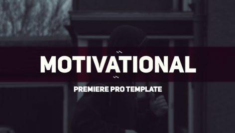 دانلود پروژه آماده پریمیر : اسلایدشو Sport Motivational Opener
