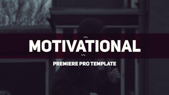 دانلود پروژه آماده پریمیر  اسلایدشو Sport Motivational Opener