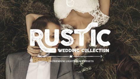دانلود پریست لایت روم برای عروسی : Rustic Wedding Lightroom Presets
