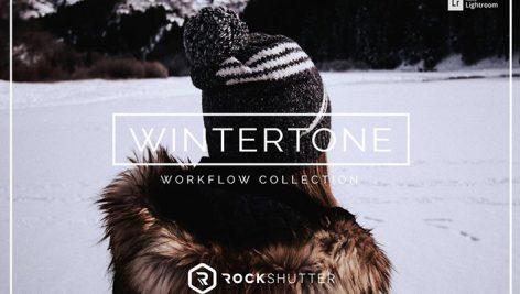 دانلود پریست لایت روم مخصوص زمستان Wintertone Lightroom Presets