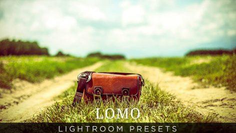 دانلود پریست لایت روم : Lomo Lightroom Presets Volume 1