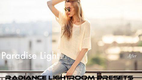 دانلود پریست لایت روم : Radiance Lightroom Presets