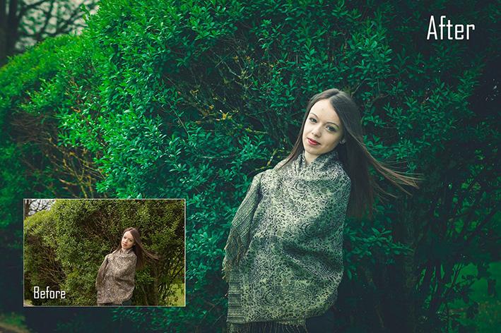 دانلود پریست لایت روم  Studio Outdoor Portrait Presets