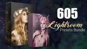 دانلود پکیج 605 پریست لایت روم حرفه ای : Pro 605 Lightroom Presets Bundle