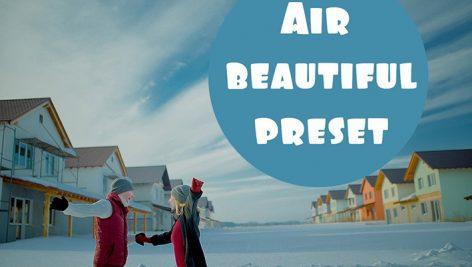 دانلود 10 پریست لایت روم حرفه ای : Air Beautiful Preset for Lightroom