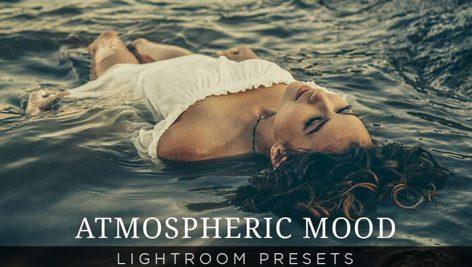 دانلود 10 پریست لایت روم حرفه ای : Atmospheric Mood Lightroom Presets