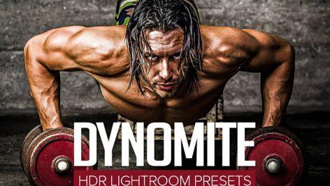 دانلود ۱۰ پریست لایت روم حرفه ای : Dynomite Lightroom Presets V2