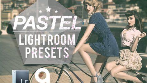 دانلود ۱۰ پریست لایت روم حرفه ای : Pastels Lightroom Presets