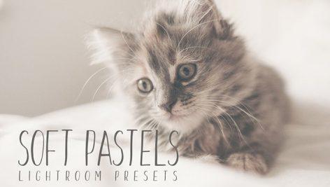 دانلود ۱۰ پریست لایت روم حرفه ای : Soft Pastel Lightroom Presets