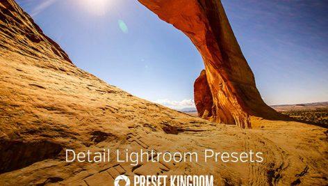 دانلود ۱۰ پریست لایت روم زیبا : Detail Lightroom Presets