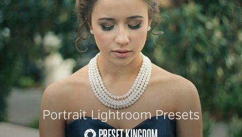 دانلود ۱۰ پریست لایت روم زیبا : Portrait Lightroom Presets