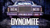 دانلود 10 پریست لایت روم فوق حرفه ای : Dynomite HDR Lightroom Presets