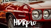 دانلود 10 پریست لایت روم HDR PRO 10 Lightroom Presets